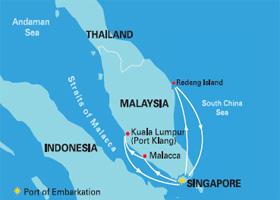 Star Cruises Superstar Virgo Singapore Malacca