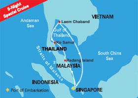 Star Cruises Superstar Virgo Singapore Redang Island