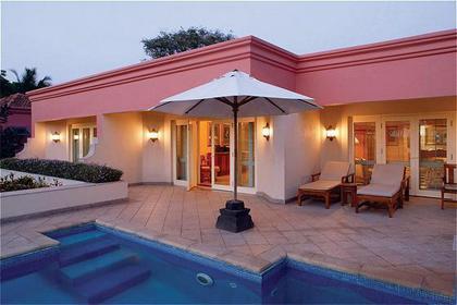 The Leela Kempinski Hotel At Goa