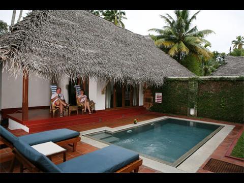 Marari Beach Resort Hotel At Mararikulam Travelmarg Com