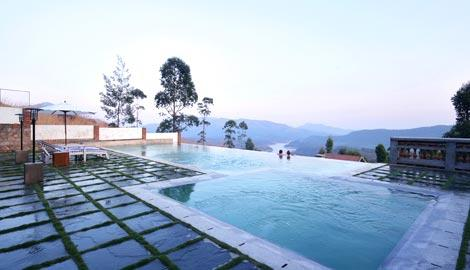 mountain club resort hotel at munnar ForResorts In Kodaikanal With Swimming Pool
