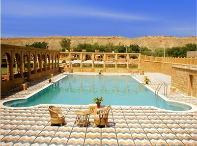 Mahadev Palace Hotel At Jaisalmer