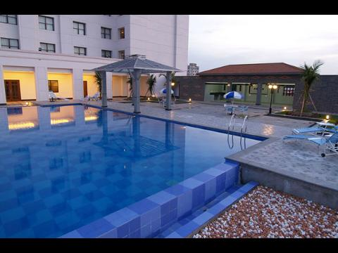 Andhra pradesh hotel andhra pradesh resort holiday packages 2 nights 3 days deluxe packages for Swimming pool maintenance in hyderabad