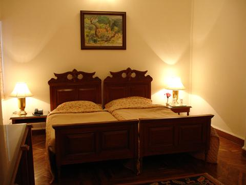 Sariska Palace Room Rates