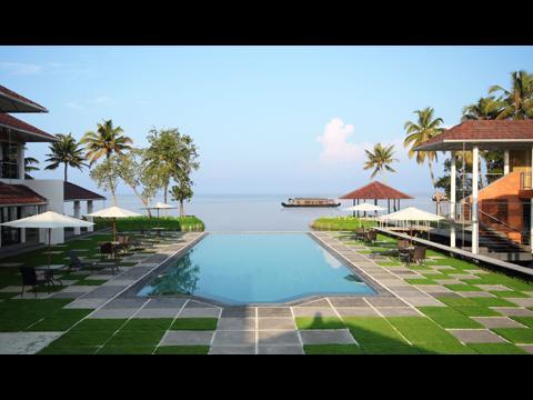 Kayal Resort Hotel At Kumarakom