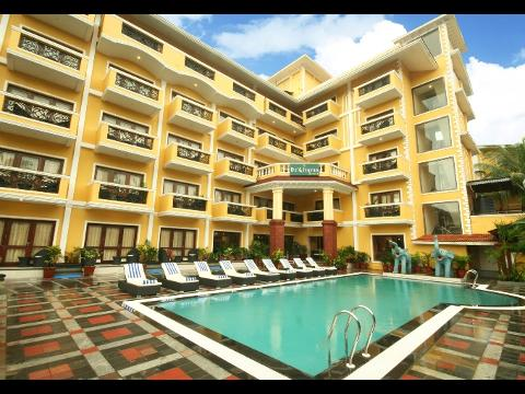 Resort de alturas hotel at goa Hotels in kodaikanal with swimming pool