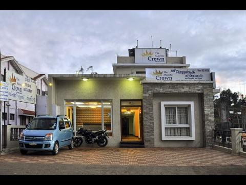 Majestic Crown Hotel At Ooty Travelmarg Com