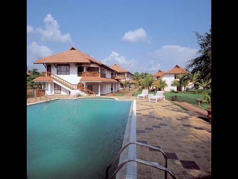 Backwater ripples hotel at kumarakom for Kodaikanal cottage with swimming pool