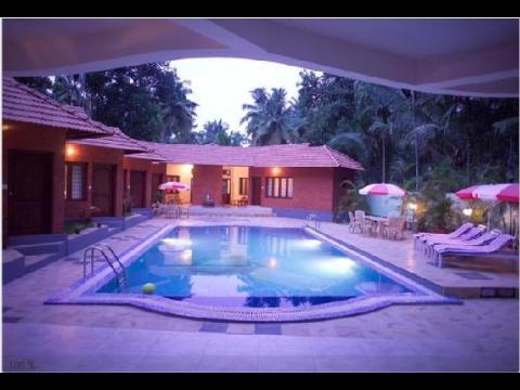 Deshandan Cliff Beach Resort Hotel At Varkala