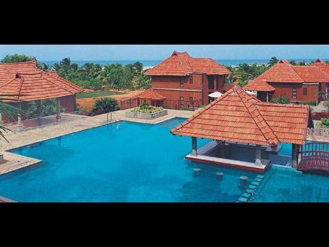 Poovar island resort hotel at poovar for Kodaikanal cottage with swimming pool