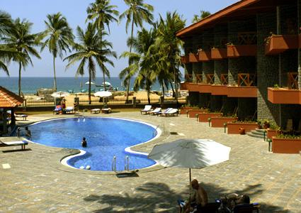 Uday Samudra Leisure Beach Hotel Hotel At Kovalam