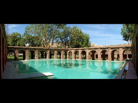 Bal Samand Lake Palace Hotel At Jodhpur