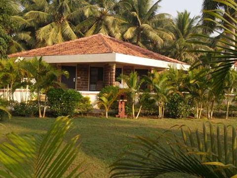 Toshali Sands Resort Cottage Room