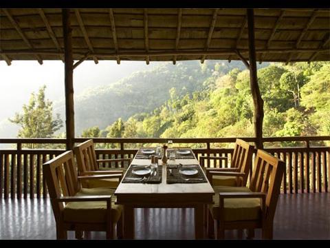 Kurumba Village Resort Dinning Hall