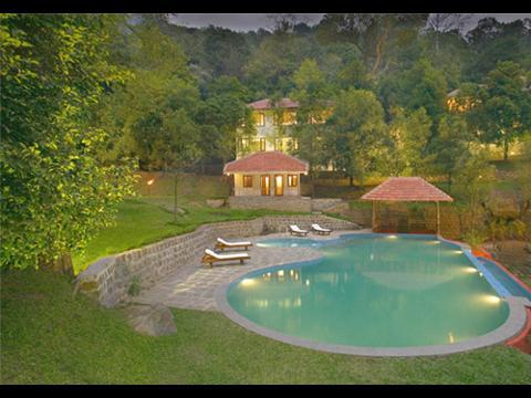 Kurumba Village Resort Hotel At Ooty