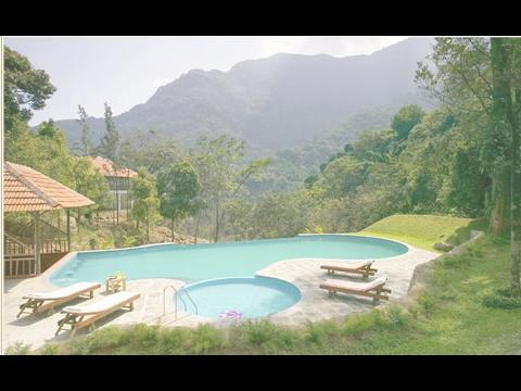 Kurumba village resort hotel at ooty for Resorts in kodaikanal with swimming pool