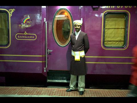 The Golden Chariot Train Hotel At Mysore Travelmarg Com