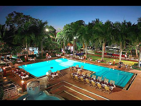 Ideal beach resort hotel at mahabalipuram for Resorts in kodaikanal with swimming pool